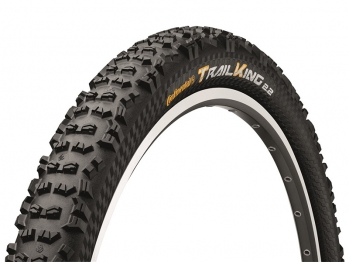 Велосипедная покрышка Покрышка Continental Trail King 26 x 2.2,(55-559) чёр./чёр. Performance