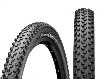 Покрышка Continental Cross King II 2.2 27.5 x 2.2 (55-584) чёр./чёр. складная, 3/180TPI, Performance