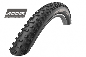 Велосипедная покрышка Schwalbe 26x2.10 NOBBY NIC Addix Performance, TL Ready, E-25