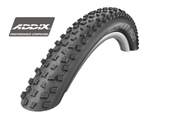Велосипедная покрышка Schwalbe 26x2.25 ROCKET RON Addix Performance, TL Ready, E-25