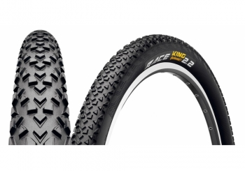 Continental race king 2.2 29inch, 29 x 2.2, (55-622)