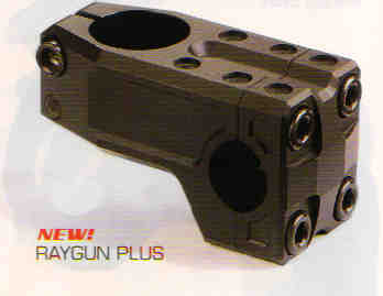 "Вынос руля MJ CYCLE RAYGUN PLUS 1-1/8""х50ммх22,2мм"